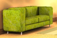 Sofa in Sim 3 pattern tool