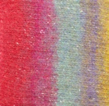 Felted swatch